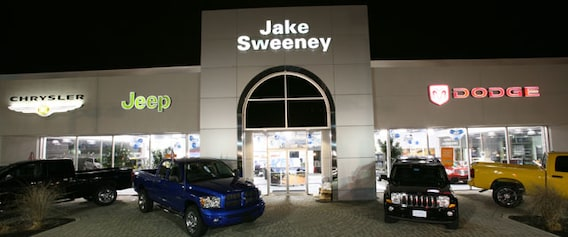 Jake Sweeney Dodge >> About Jake Sweeney Chrysler Jeep Dodge Ram Cincinnati Oh