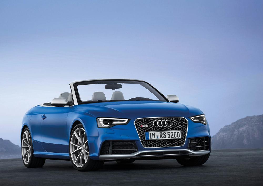 Audi Rs5 2014 Coupe Blue 2014 Audi Rs5 Cabriolet
