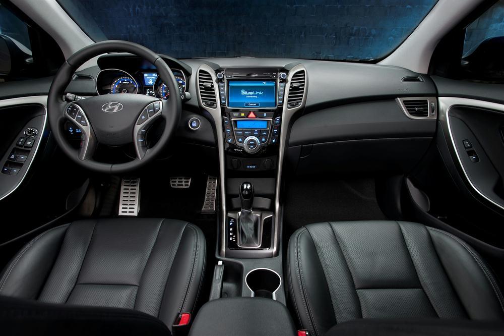 2013 Hyundai Elantra GT Preview | J.D. Power