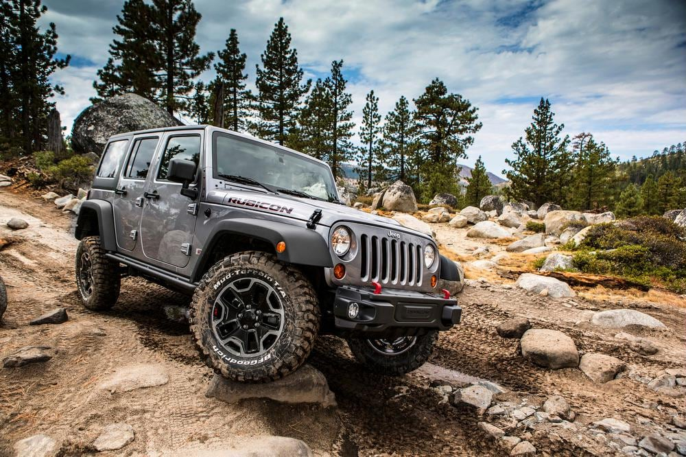 Off Road Jeep Wrangler 2 Door Offered as a 2-door Wrangler