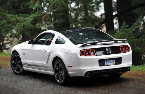 2014 Ford Mustang Preview J D Power