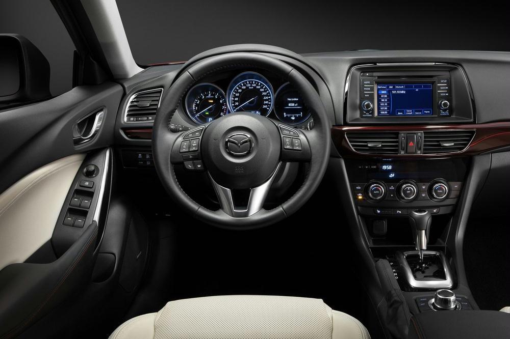 2014 Mazda 6 Preview J D Power