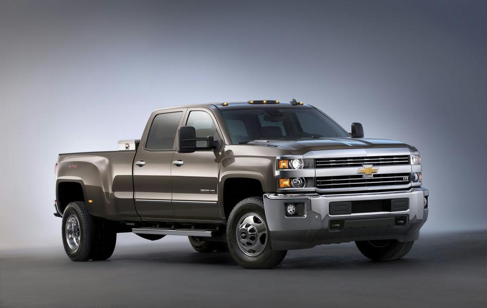 New For 2015 Chevrolet Trucks Suvs And Vans on 2017 chevy silverado 3500 dually