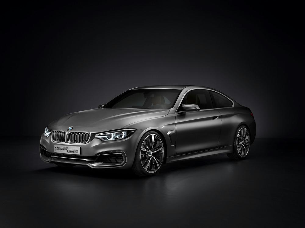 BMW Confirms 2014 4 Series Coupe and Convertible