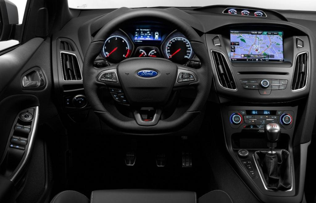 2015 ford focus st preview jd power
