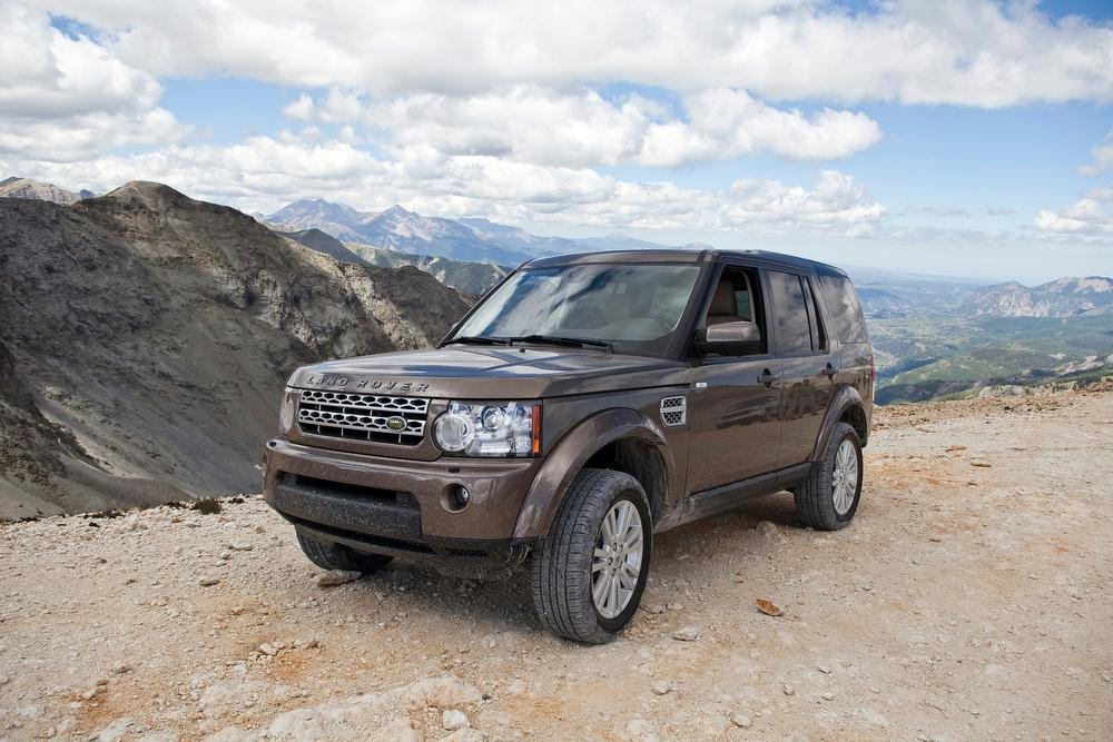 2013 Land Rover Lr4 Preview J D Power
