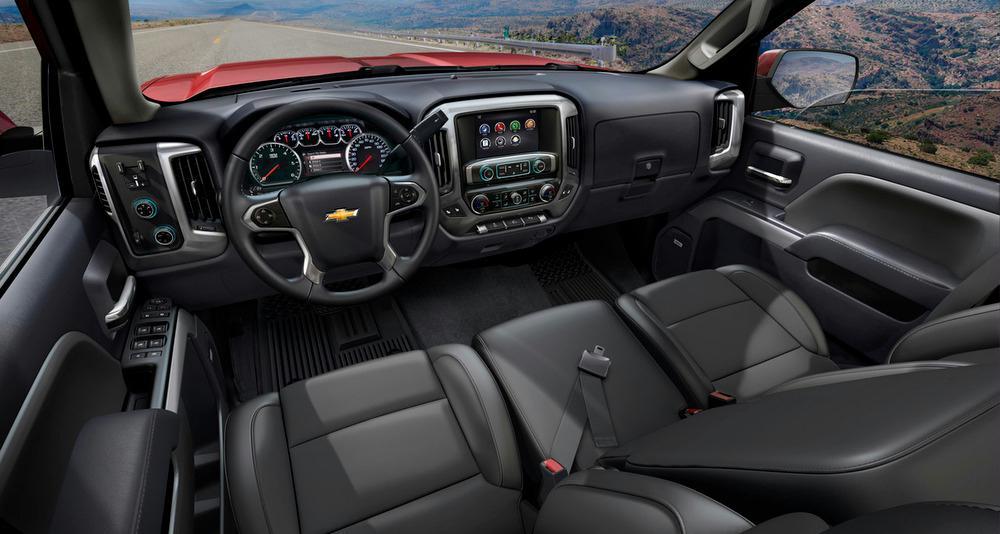 2014 Chevrolet Silverado 1500 Preview | J.D. Power