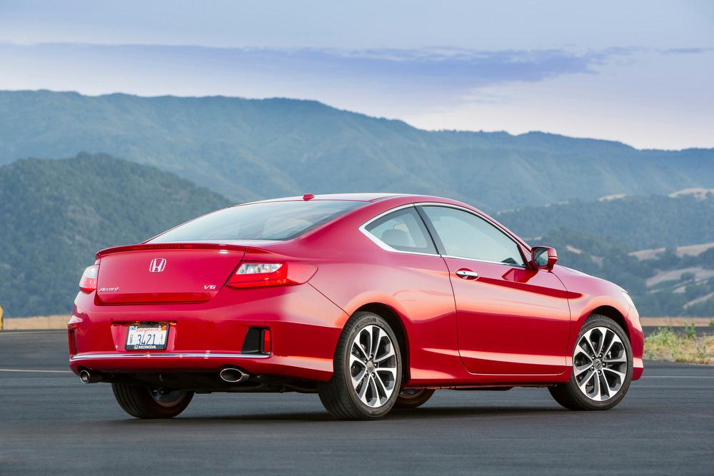 2013 Honda Accord Coupe Preview J D Power