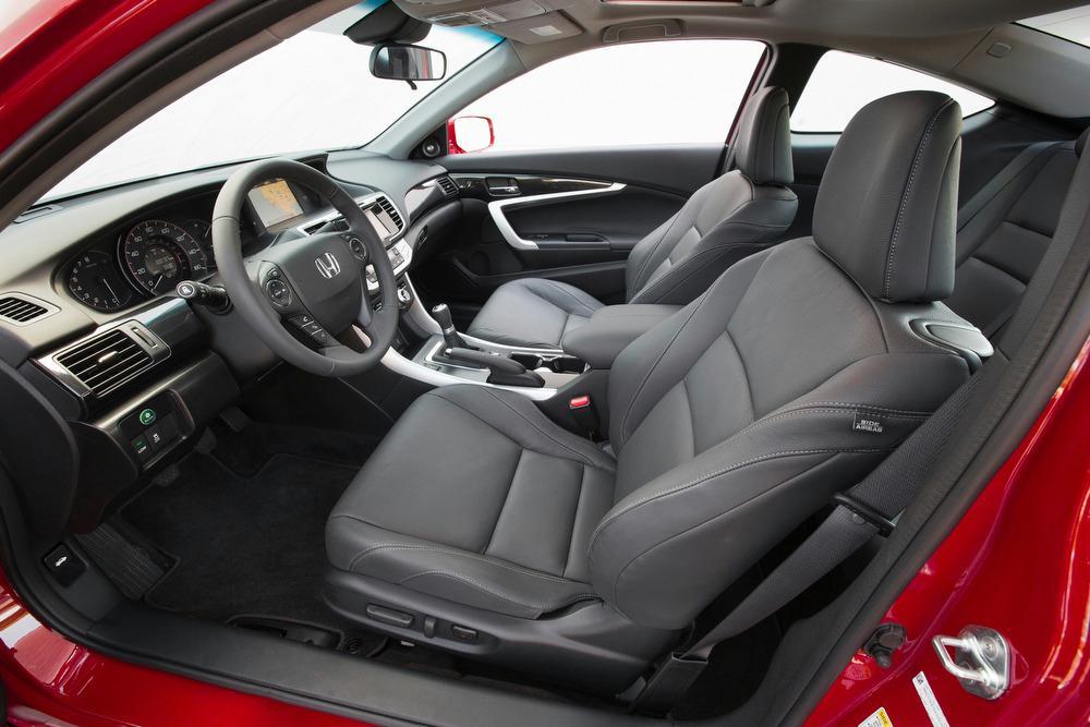 2013 Honda Accord Coupe Interior