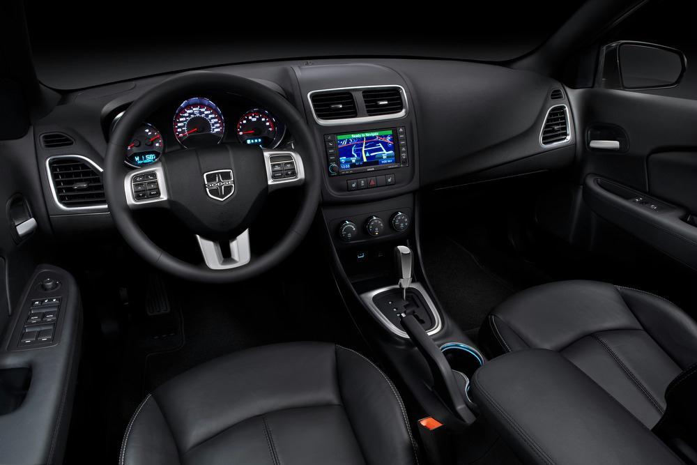 2013 Dodge Avenger Preview