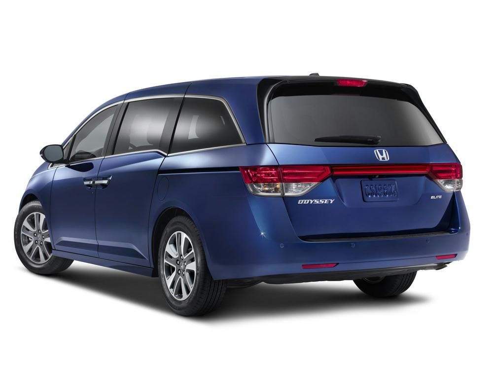 2014 Honda Odyssey Preview J D Power