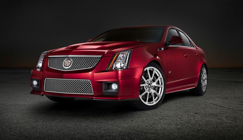 5 Fast Facts About The 2013 Cadillac Cts J D Power