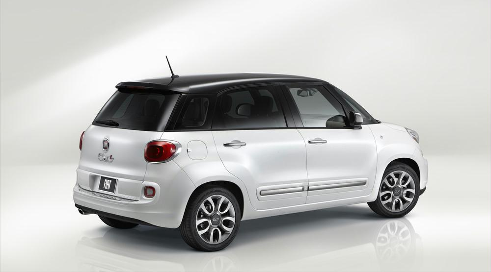 2014 Fiat 500l Price Set At Less Than 20 000 J D Power