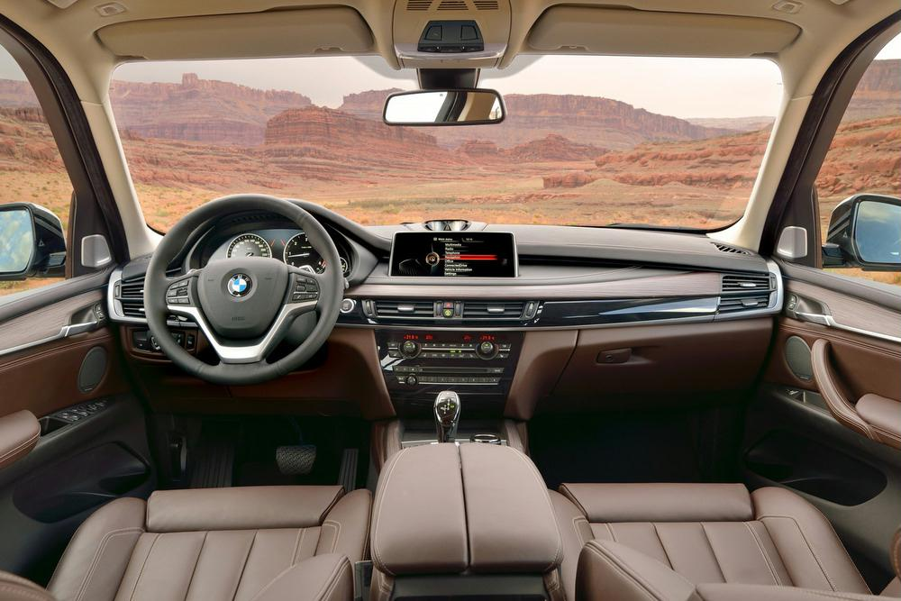 2014 Bmw X5 Is Lighter Faster And More Autonomous Than
