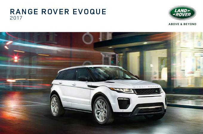 Download Land Rover Brochures Land Rover Southampton