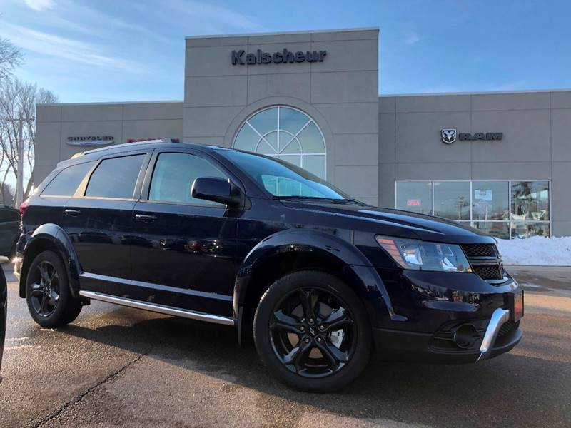 2019 Dodge Journey CROSSROAD AWD Sport Utility