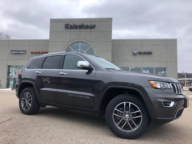 2018 Jeep Grand Cherokee Limited 4x4 4dr SUV SUV