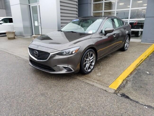 Certified Pre-Owned 2017 Mazda Mazda6 Grand Touring Sedan in Pottstown, PA
