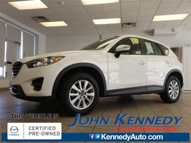Certified Pre-Owned 2016 Mazda Mazda CX-5 Sport SUV in Conshohocken
