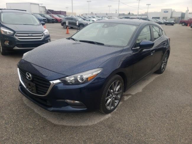 Certified Pre-Owned 2018 Mazda Mazda3 Touring Hatchback in Pottstown, PA