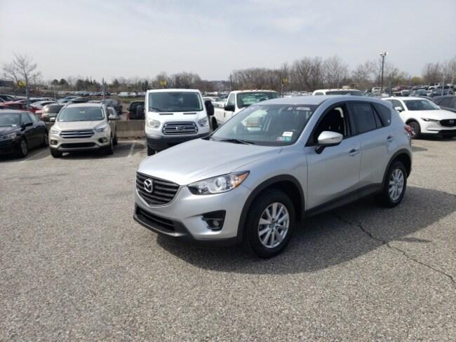 Certified Pre-Owned 2016 Mazda Mazda CX-5 Touring SUV in Pottstown, PA