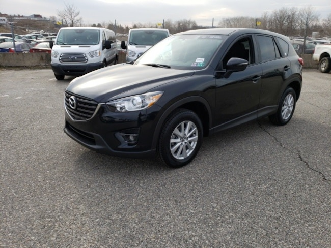 Certified Pre-Owned 2016 Mazda Mazda CX-5 Touring SUV in Pottstown, PA