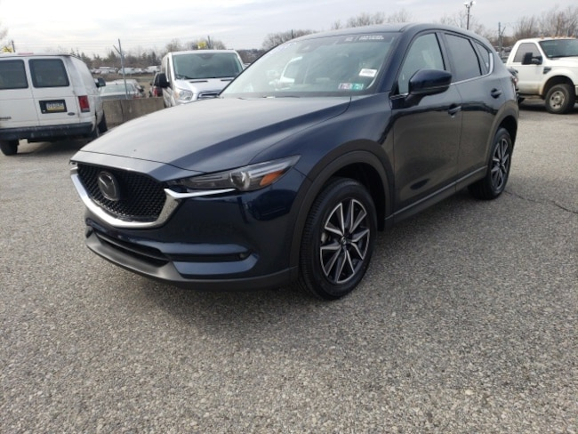 Certified Pre-Owned 2018 Mazda Mazda CX-5 Grand Touring SUV in Pottstown, PA