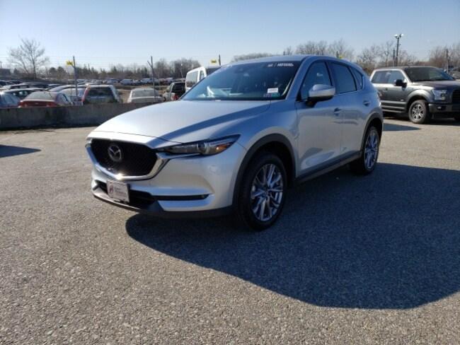 Certified Pre-Owned 2019 Mazda Mazda CX-5 Grand Touring SUV in Pottstown, PA