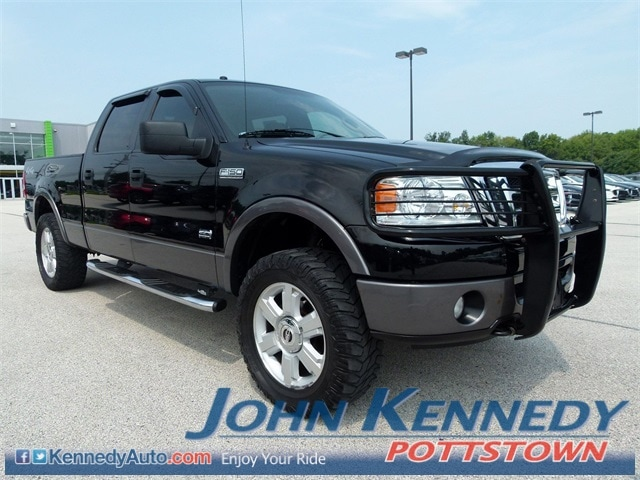 2008 Ford F-150 SuperCrew Truck SuperCrew Cab