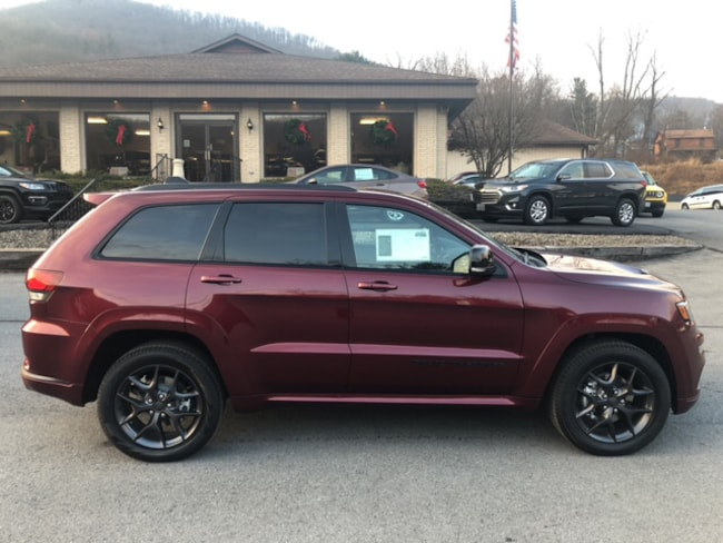 New 2019 Jeep Grand Cherokee LIMITED X 4X4 For Sale ...