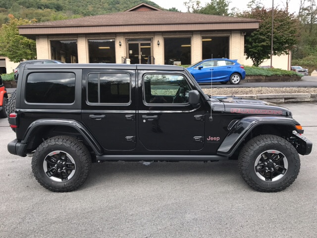 Jeep Wrangler For Sale In Pa >> New 2018 Jeep Wrangler Unlimited Rubicon 4x4 For Sale Renovo Pa