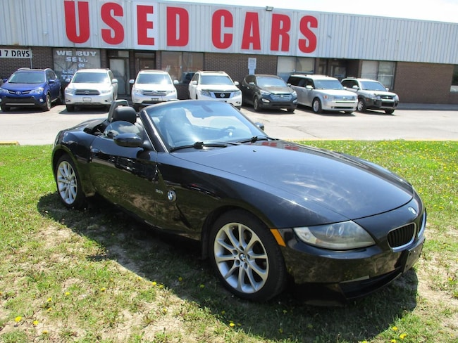 2006 BMW Z4 3.0i~BLACK ON BLACK~AUTO~CERTIFIED Convertible