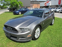 2013 Ford Mustang V6 Premium~LEATHER~AUTOMATIC~SHAKER~CERTIFIED~ Coupe