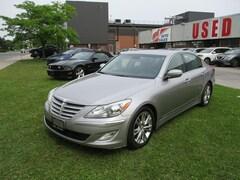 2012 Hyundai Genesis w/Premium Pkg~LEATHER~NAV.~ALL POWER OPTIONS Sedan