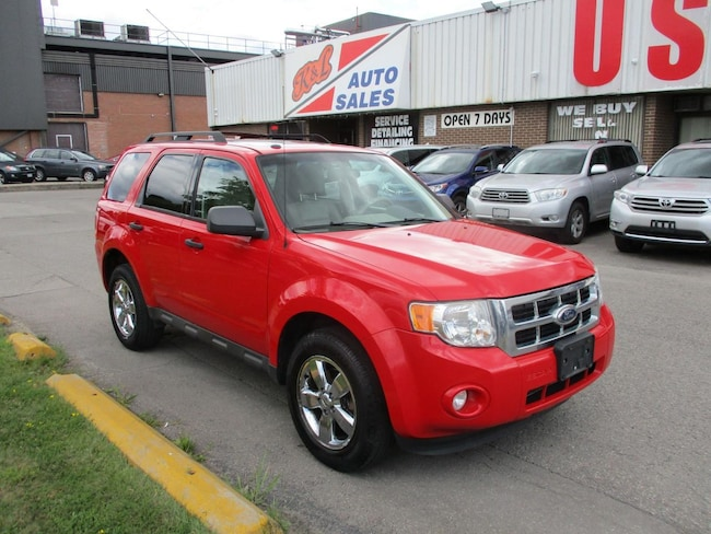 2009 Ford Escape XLT ~ 4WD ~ LEATHER ~ SUNROOF SUV