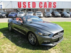 2015 Ford Mustang GT Premium V8 5L~6 SPEED~LEATHER~NAV.~BACK-UP CAM. Convertible