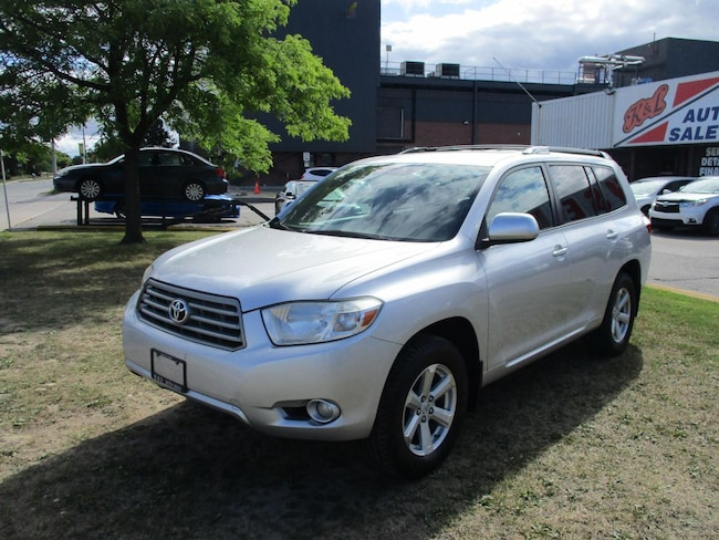 2010 Toyota Highlander ~ 7 PASS ~ BACK-UP CAM ~ LOW KM SUV