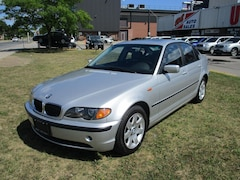 2003 BMW 3 Series 325i~LEATHER~SUNROOF~ALLOY WHEELS~CERTIFIED Sedan