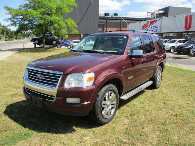 2006 Ford Explorer Limited~LEATHER~DVD~SUNROOF~DRIVES GOOD SUV