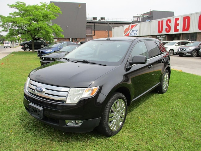 2008 Ford Edge Limited~LEATHER~SUNROOF~AWD~ALL POWER OPTIONS SUV