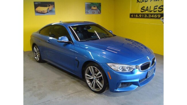 2014 BMW 435i xDrive ~ M-Package ~ EXTRA CLEAN ~ AWD ~ Coupe