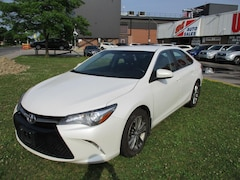 2016 Toyota Camry SE~BACK-UP CAM.~BLUETOOTH~ALLOY WHEELS~CERTIFIED! Sedan