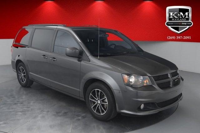 2018 Dodge Grand Caravan Minivan/Van