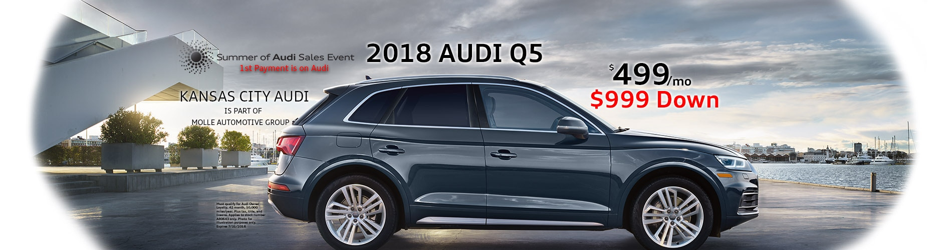 Kansas City Audi | New Audi dealership in Kansas City, MO 64114