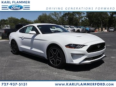 New Ford for sale 2019 Ford Mustang EcoBoost Coupe 9P8T7290 in Tarpon Springs, FL