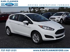 New Ford for sale 2019 Ford Fiesta SE Hatchback 3FADP4EJ0KM122370 in Tarpon Springs, FL