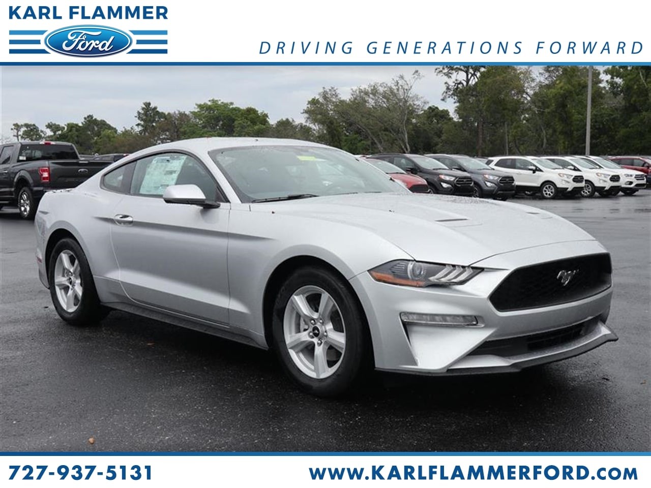 Ford Mustang Lease >> New 2019 Ford Mustang For Sale Lease Tarpon Springs Fl Stock 9p8t7212