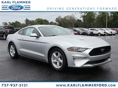 New Ford for sale 2019 Ford Mustang EcoBoost Coupe in Tarpon Springs, FL
