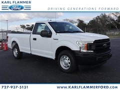 New Ford for sale 2019 Ford F-150 XL Truck Regular Cab 1FTMF1CB0KKC28056 in Tarpon Springs, FL