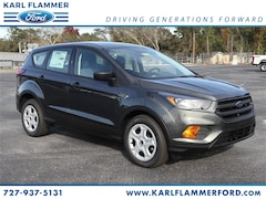 New Ford for sale 2019 Ford Escape S SUV 1FMCU0F71KUA59331 in Tarpon Springs, FL